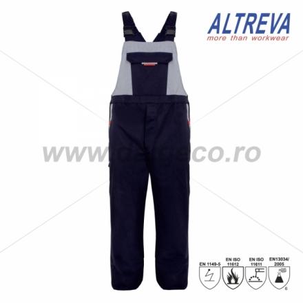 Pantaloni pieptar multirisk DALTON C7021795 - 48