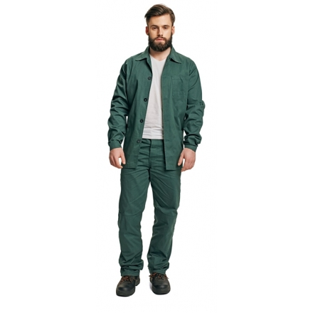 Costum salopeta Jarda BE-01-001 verde 0312004210046