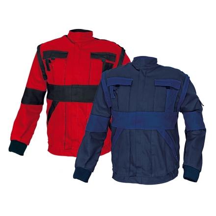 Jacheta 2in1 MAX 0301021023044 rosu/negru