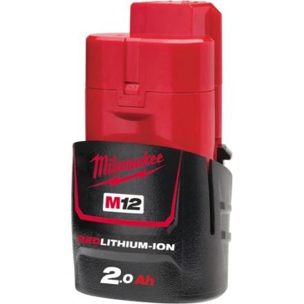 Acumulator M12 B2 2.0 Ah Milwaukee