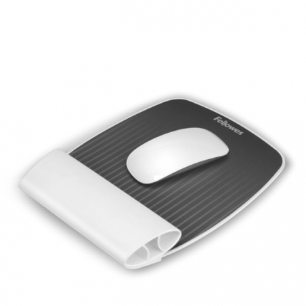 Mouse pad cu suport pt incheietura mainii, I-Spire Series, Fellowes [A]