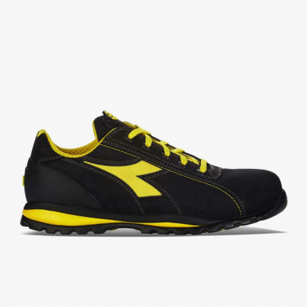 Pantofi de protectie din piele cu bombeu Diadora GLOVE LOW S3 HRO SRA