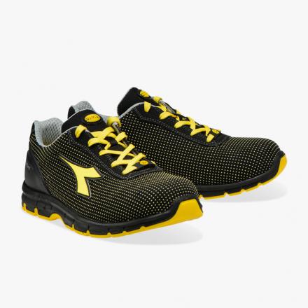 Pantofi de protectie premium cu bombeu din compozit DIADORA run atom esd s3 src